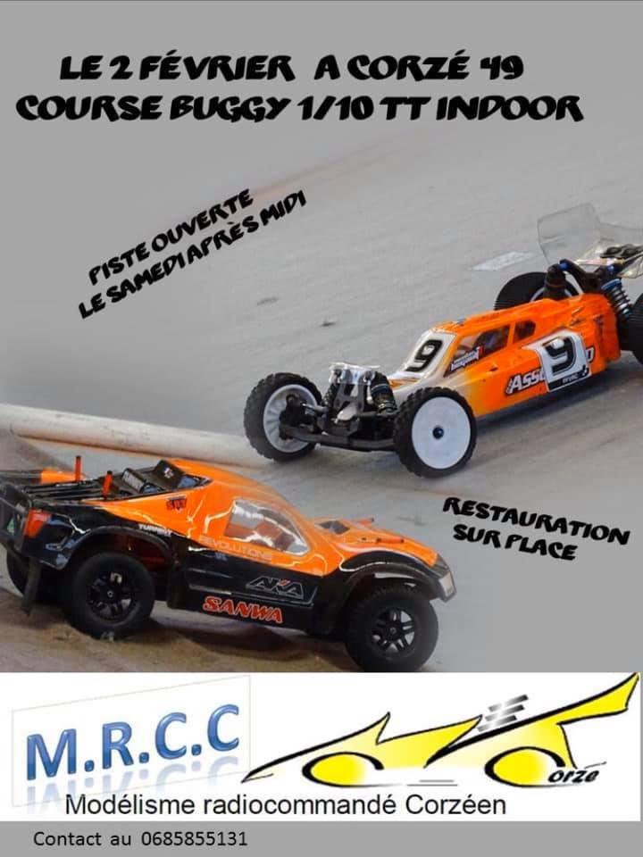Affiche Championnat de Ligue MRCC