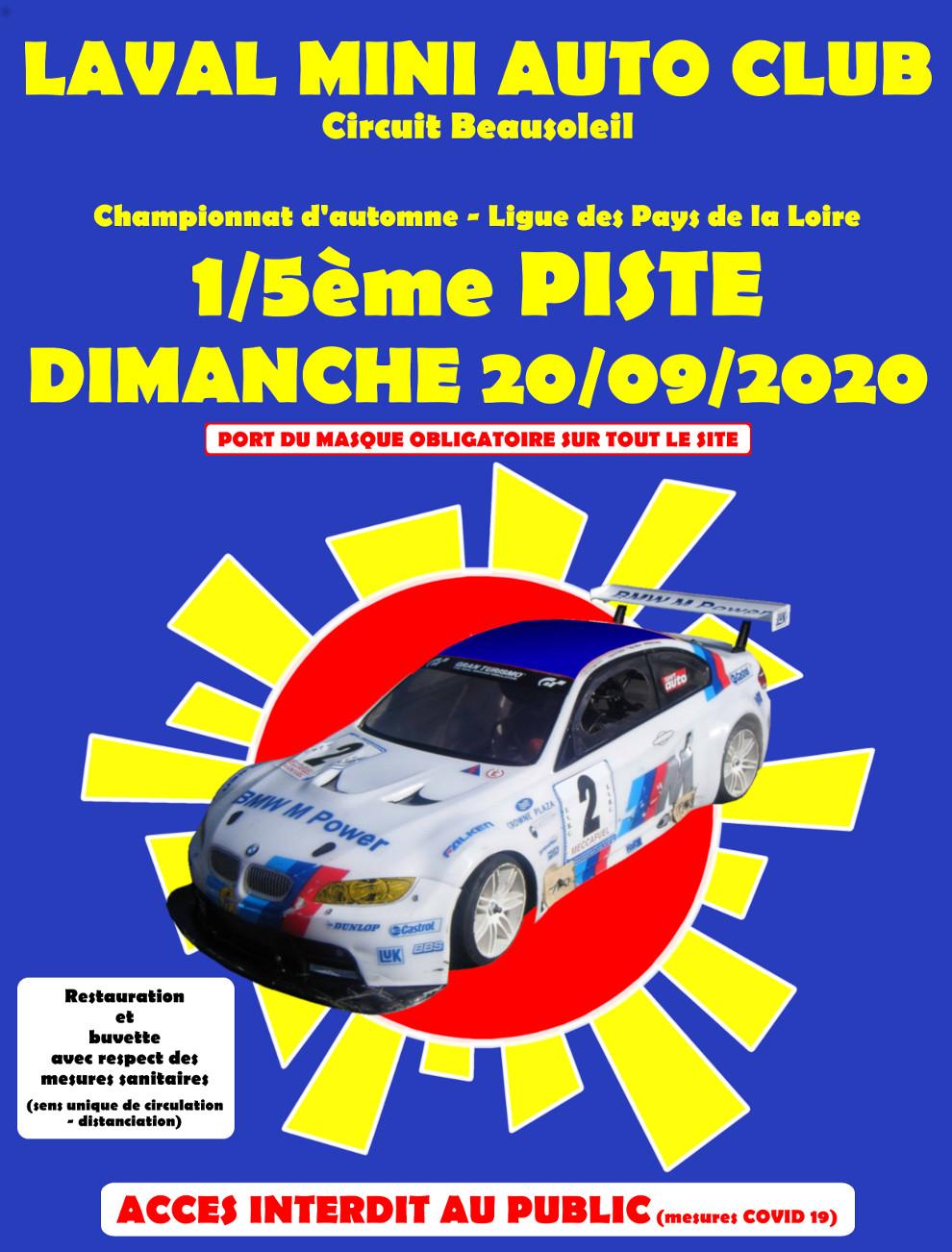 Affiche LMAC - 20 septembre 2020